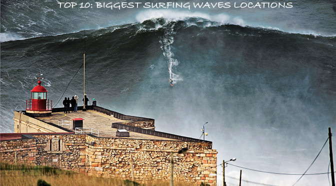 Surfing Locations