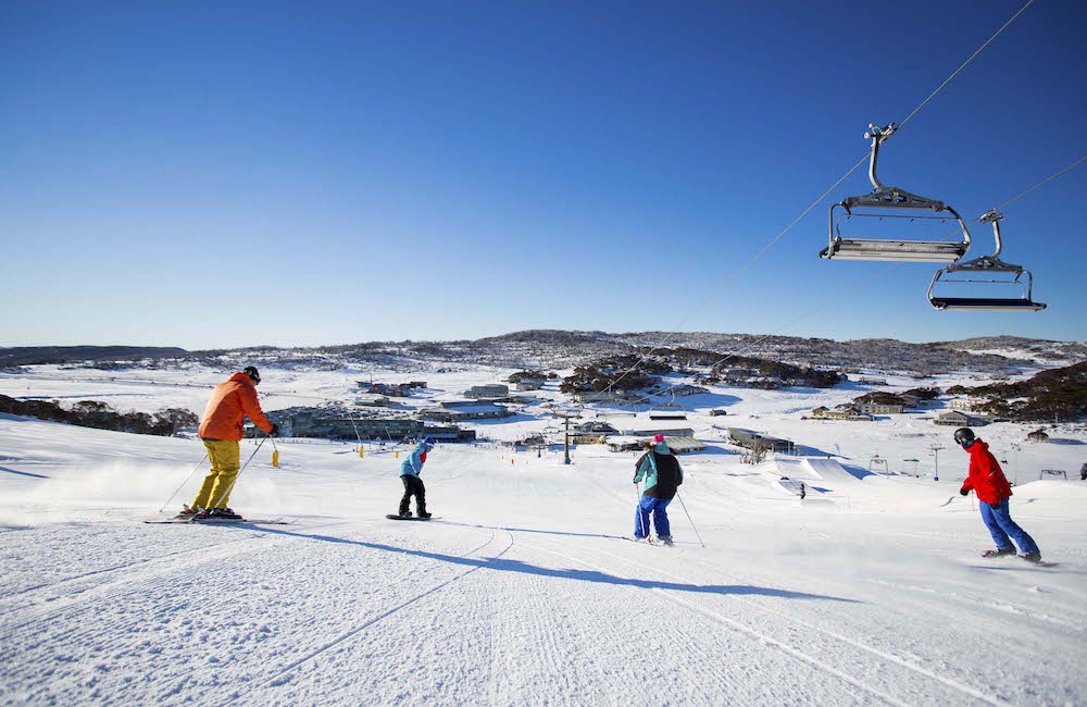 Perisher Range Ski Resort, Kosciuszko National Park