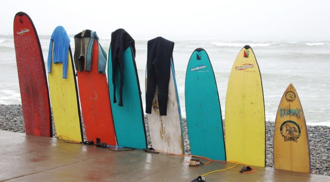 Why Surf Camp is the Best Place to Learn Surfing