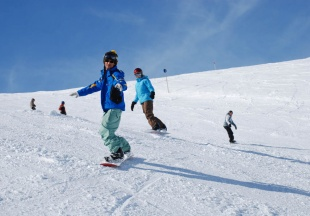 Ski & snowboard school, Warth