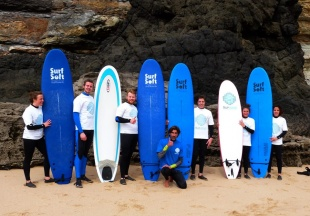 Ericeira Blue Ocean Surf School